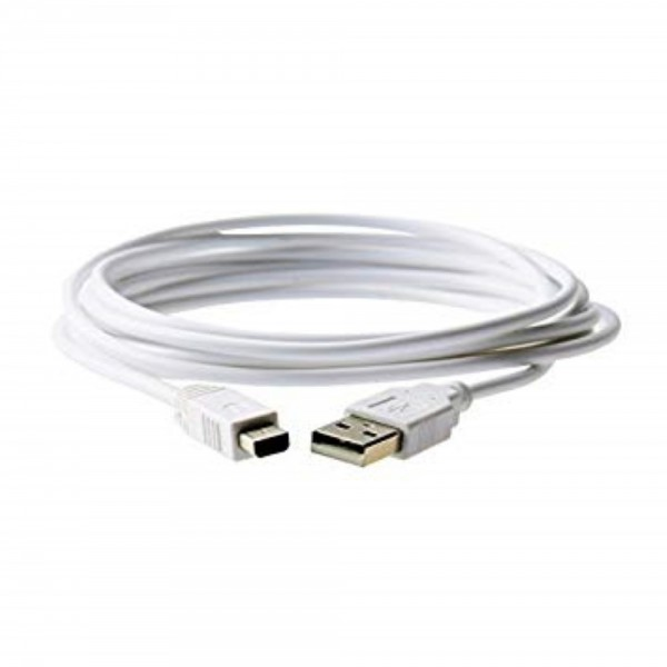CABLE DE CHARGE GAMEPAD WIIU NEW