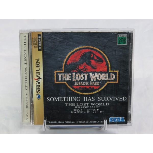 LOST WORLD JURASSIC PARK SATURN NTSC-JPN OCCASION (ETAT B)
