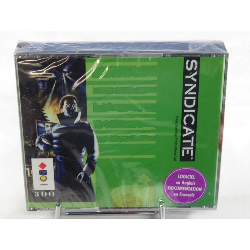 SYNDICATE 3DO PAL-EURO NEW