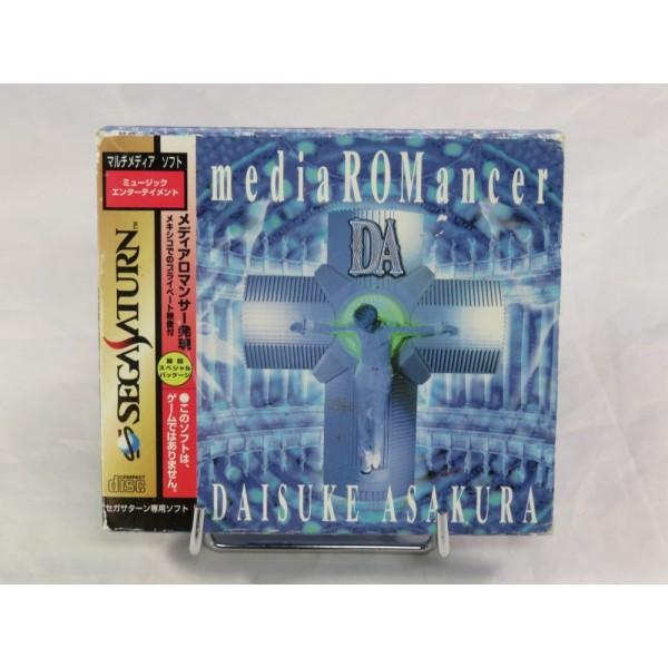 MEDIA ROMANCER DAISUKE ASAKURA SATURN NTSC-JPN OCCASION