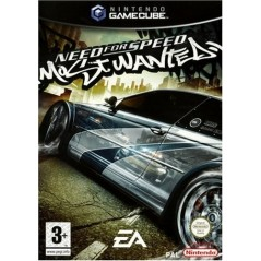 NEED FOR SPEED MOST WANTED GAMECUBE PAL FRA OCCASION
