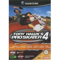 TONY HAWK S PRO SKATER 4 GAMECUBE PAL-FR OCCASION
