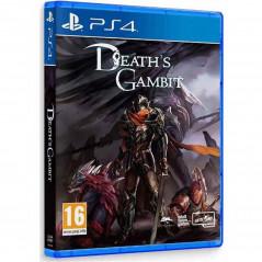 DEATH'S GAMBIT PS4 PAL FR NEW