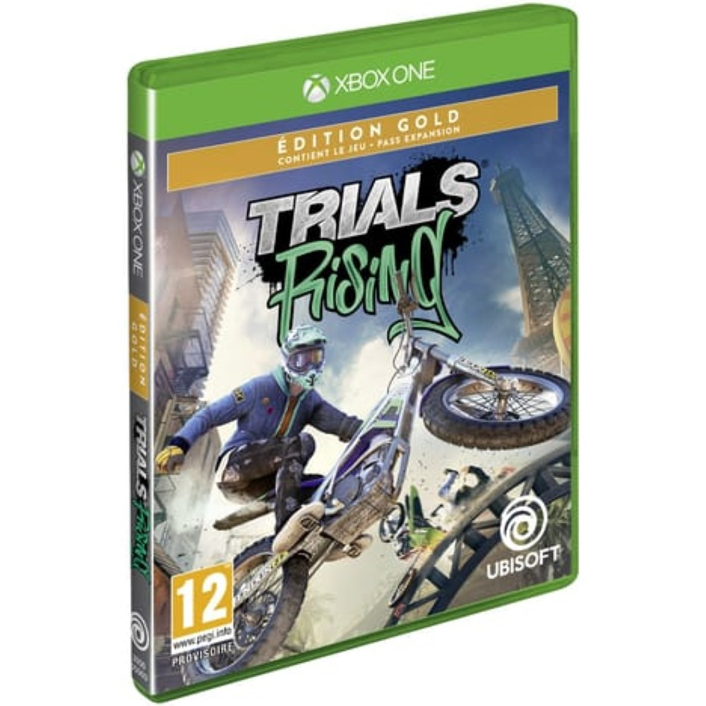 TRIALS RISING GOLD XBOX ONE FR NEW