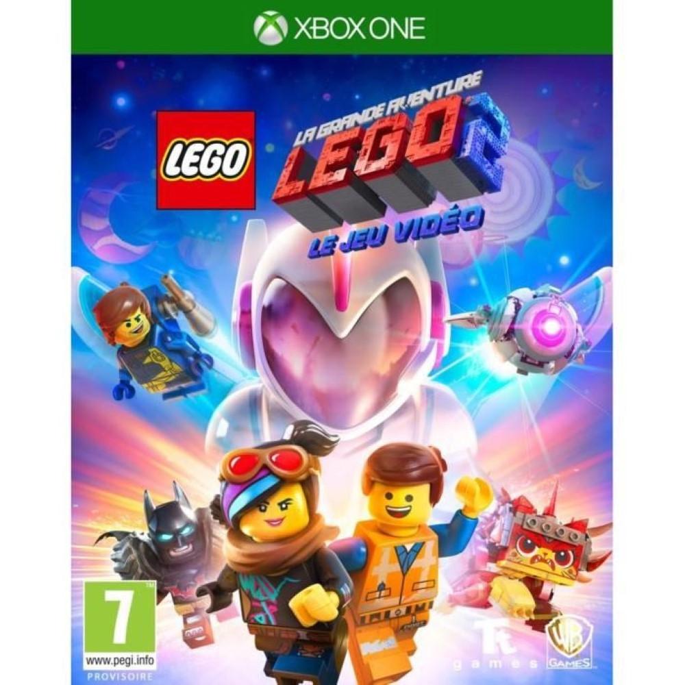 LEGO LA GRANDE AVENTURE 2 XBOX ONE FR NEW