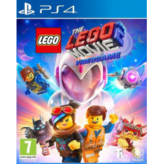 LEGO THE MOVIE 2 PS4 EURO FR NEW