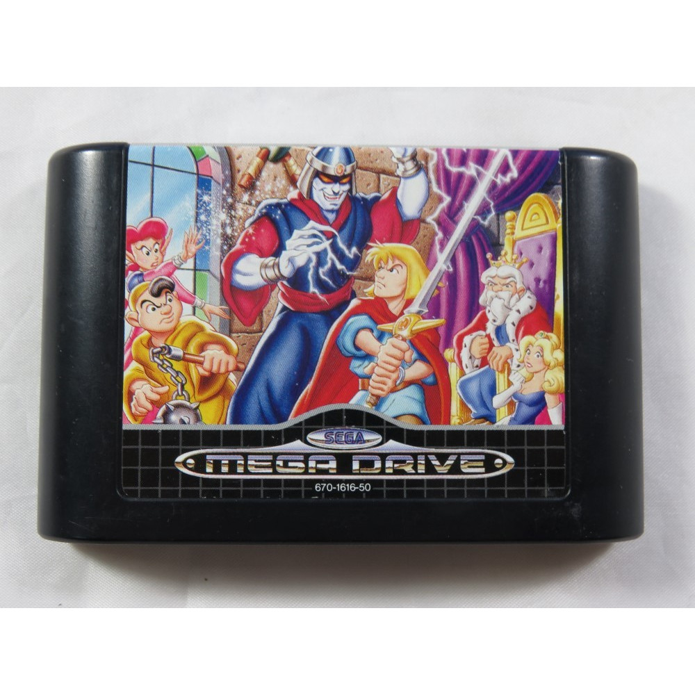 SHINING IN THE DARKNESS MEGADRIVE PAL-EURO LOOSE (ETAT B)