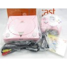 CONSOLE DREAMCAST D-DIRECT PINK LIMITED NTSC-JPN (COMPLETE)