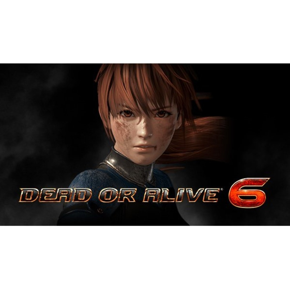 DEAD OR ALIVE 6 COLLECTOR LIMITED EDITION PS4 JAP NEW