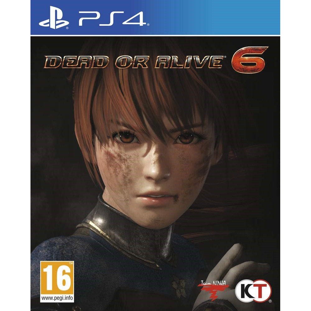 DEAD OR ALIVE 6 PS4 UK OCCASION