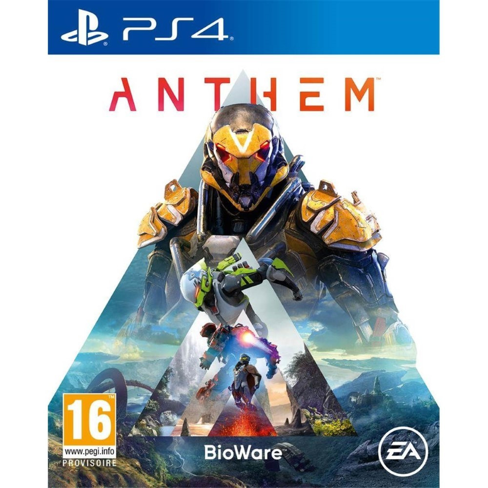 ANTHEM PS4 FR OCCASION