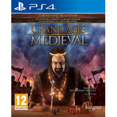 GRAND AGES MEDIEVAL PS4 FR OCCASION