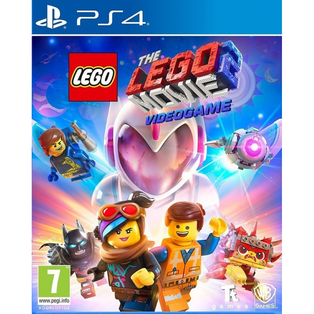 LEGO THE MOVIE 2 PS4 EURO FR OCCASION