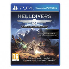 HELLDIVERS SUPER-EARTH PS4 EURO OCCASION