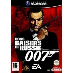 BONS BAISERS DE RUSSIE GAMECUBE PAL-FR OCCASION