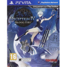 DECEPTION IV BLOOD TIES PSVITA VF OCC