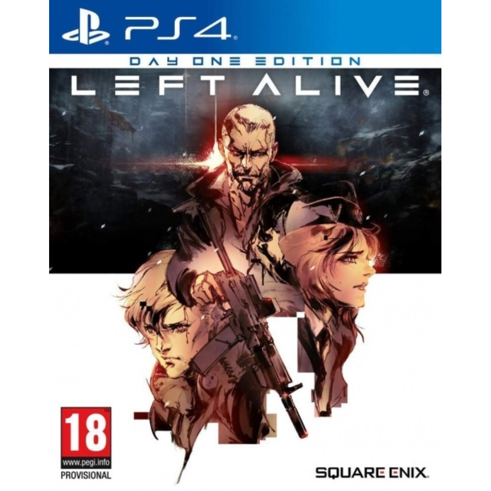 LEFT ALIVE PS4 UK OCCASION