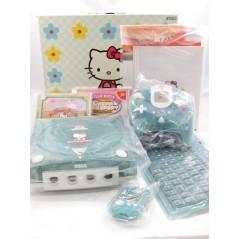 CONSOLE DREAMCAST HELLO KITTY BLUE NTSC-JPN (COMPLETE)