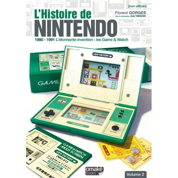 L'HISTOIRE DE NINTENDO VOLUME 2 FR NEW