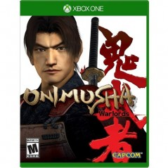 ONIMUSHA WARLORDS XBOX ONE US OCCASION