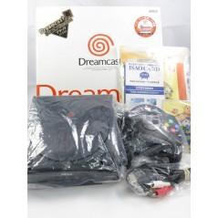 CONSOLE DREAMCAST D-DIRECT BLACK LIMITED NTSC-JPN (COMPLETE)