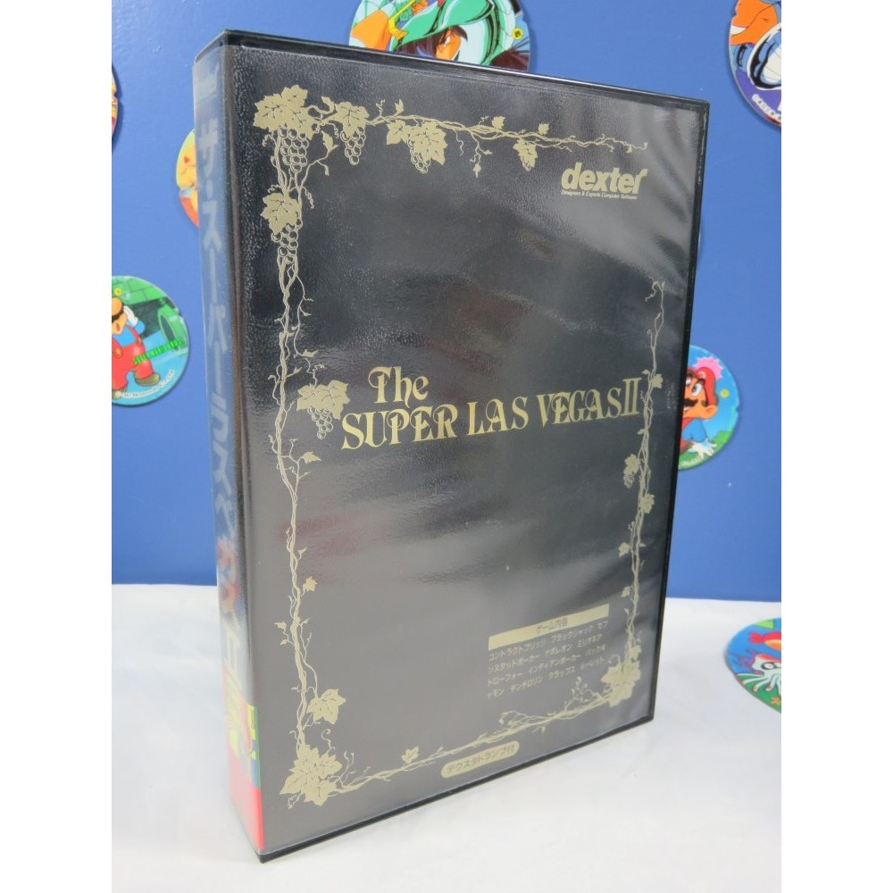 THE SUPER LAS VEGAS II X68000 JPN OCCASION
