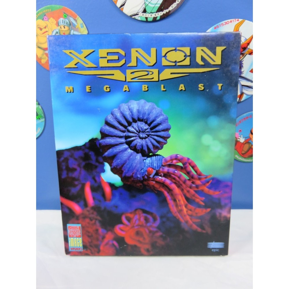 XENON 2 MEGABLAST SHARP X68000 JPN OCCASION