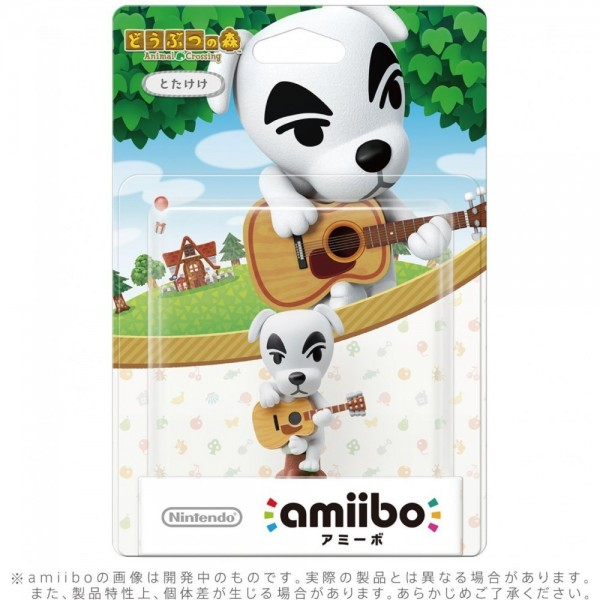 AMIIBO ANIMAL CROSSING TOTAKEKE JAP NEW