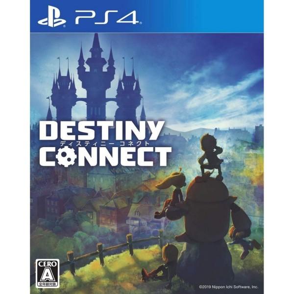 DESTINY CONNECT PS4 JPN NEW