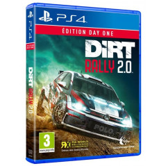 DIRT RALLY 2.0 DAY ONE ED. PS4 UK NEW