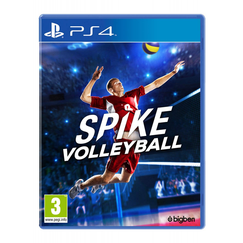 SPIKE VOLLEYBALL PS4 UK OCCASION