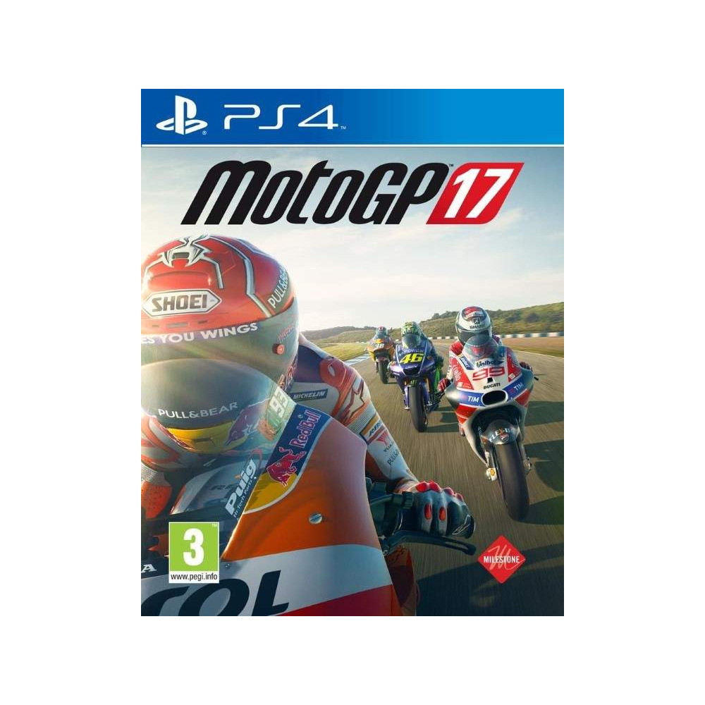 MOTO GP 17 PS4 FR OCCASION