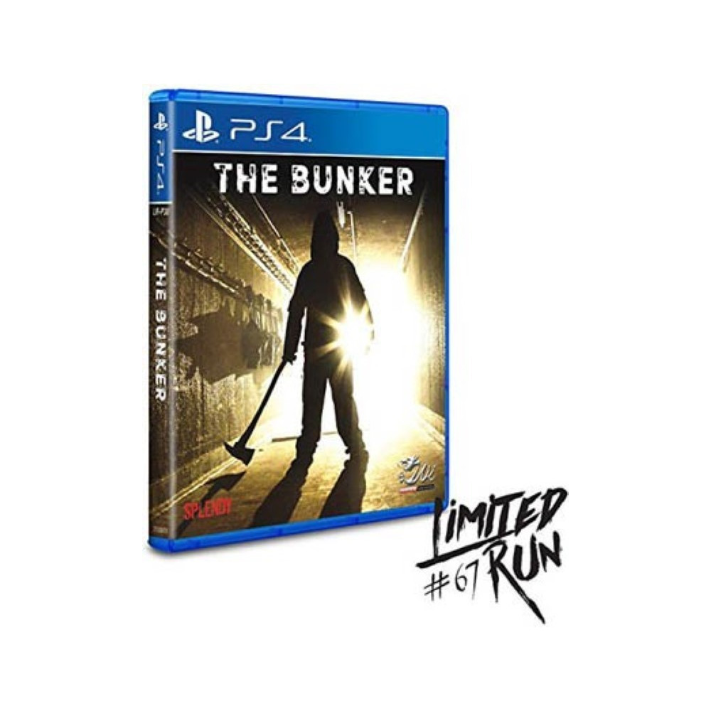 THE BUNKER PS4 US OCCASION