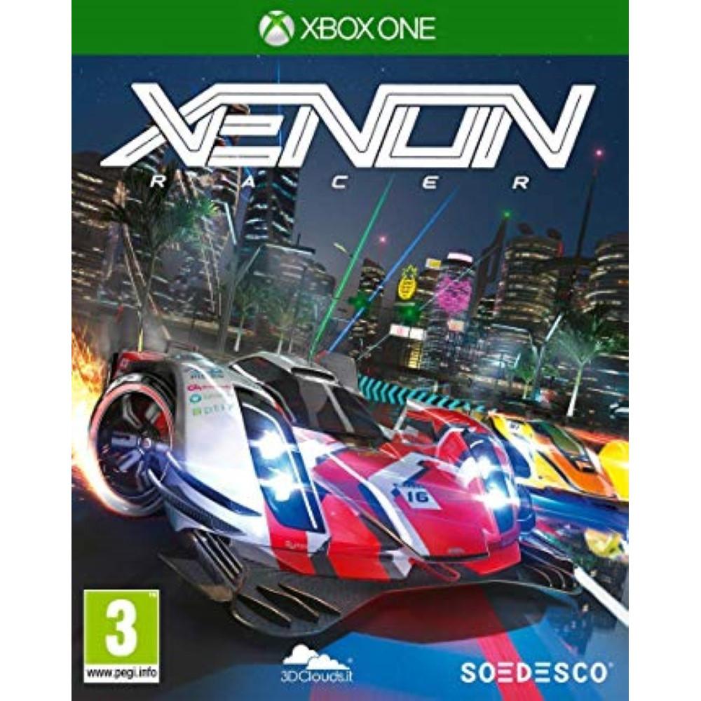 XENON RACER XBOX ONE PAL FR NEW