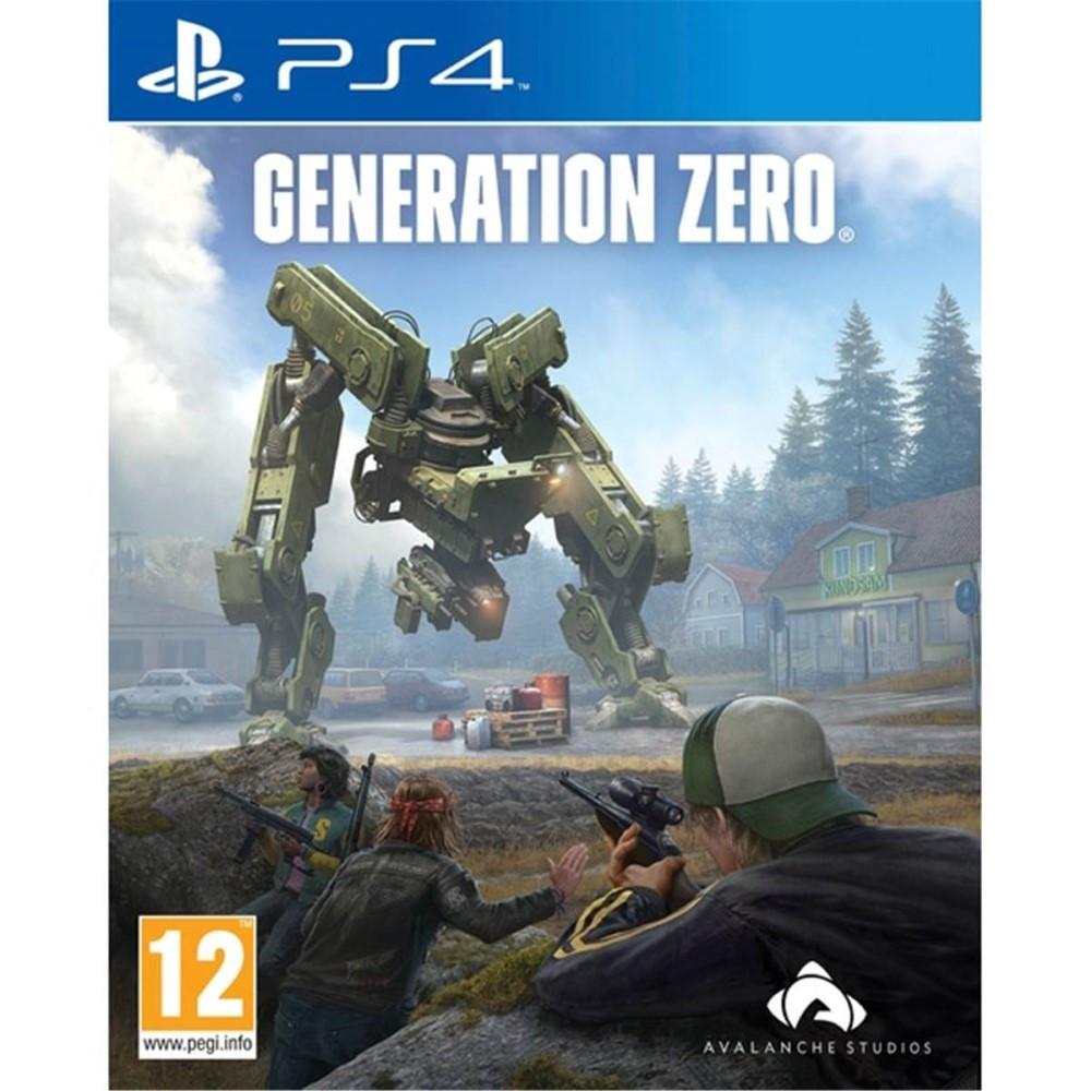GENERATION ZERO PS4 PAL FR NEW