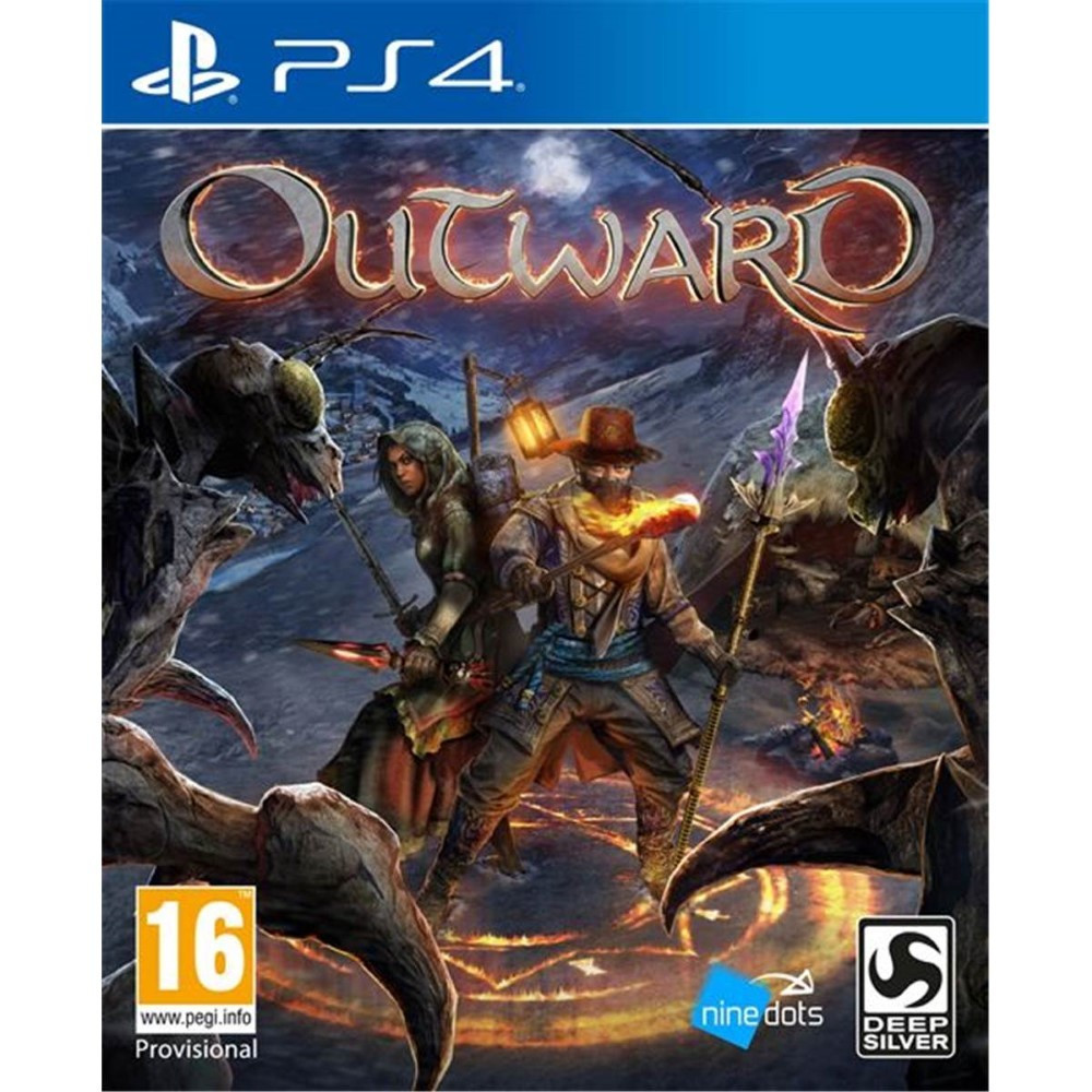 OUTWARD DAY ONE EDITION PS4 UK NEW