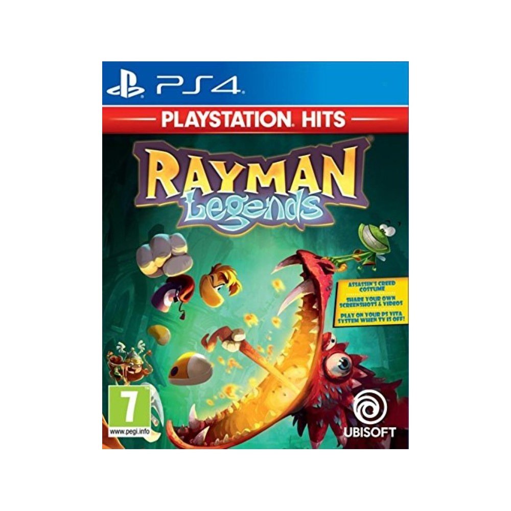 RAYMAN LEGENDS PS4 VF
