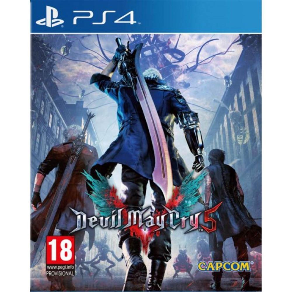 DEVIL MAY CRY 5 PS4 FR OCCASION