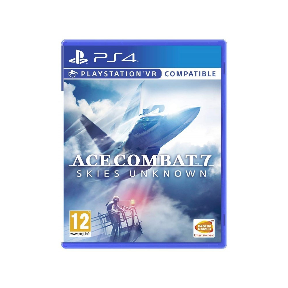 ACE COMBAT 7 SKIES UNKNOWN PS4 FR OCCASION
