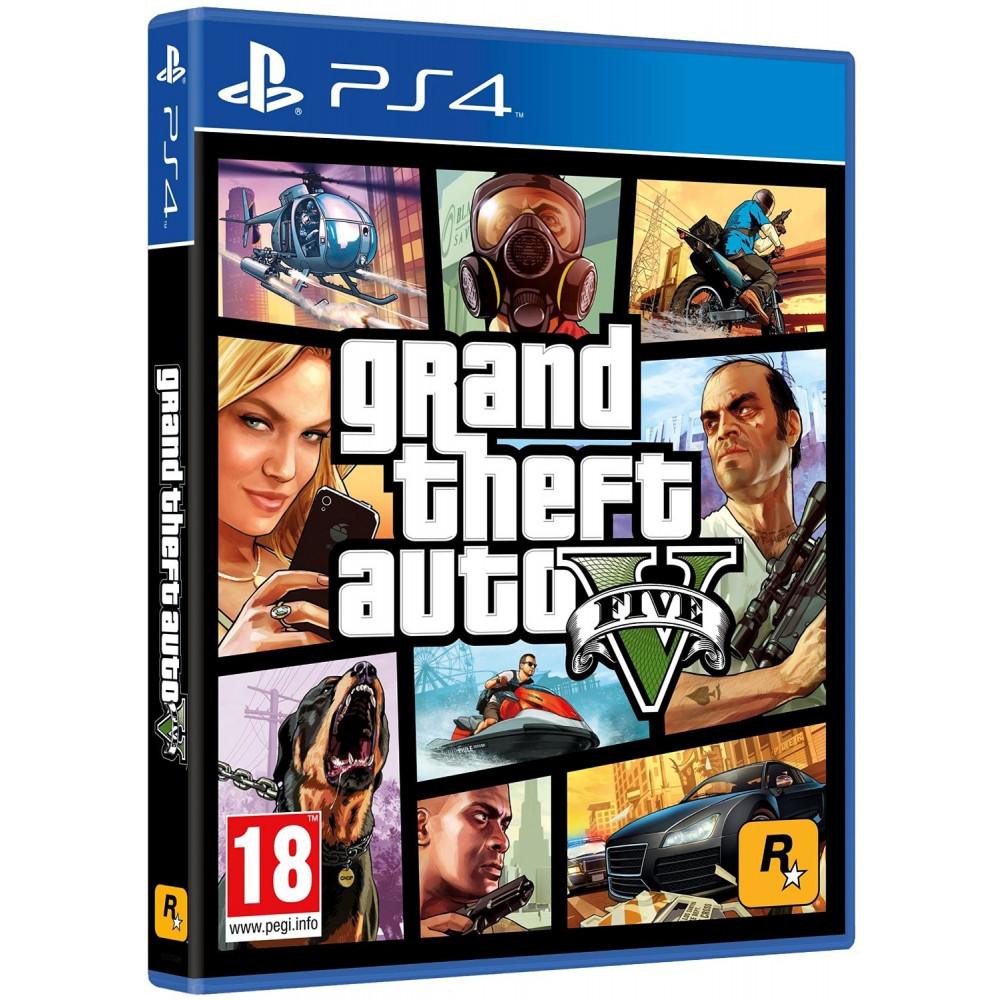 GTA V PS4 VF