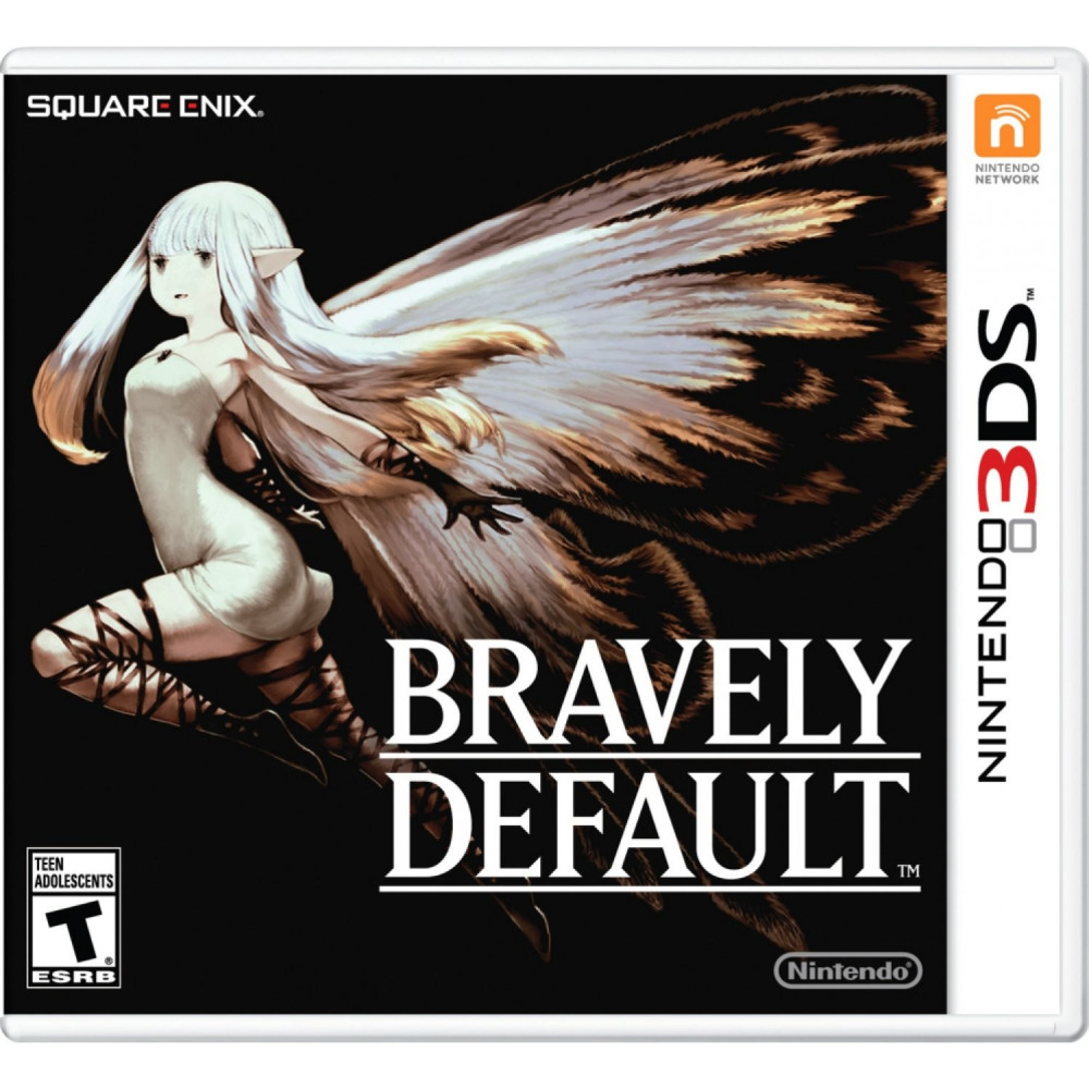 BRAVELY DEFAULT 3DS US OCCASION