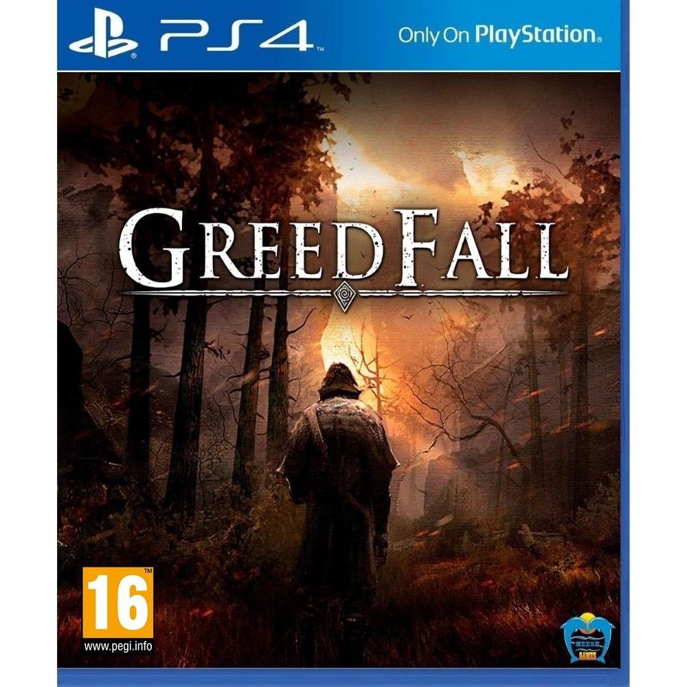 GREEDFALL PS4 PAL FR NEW