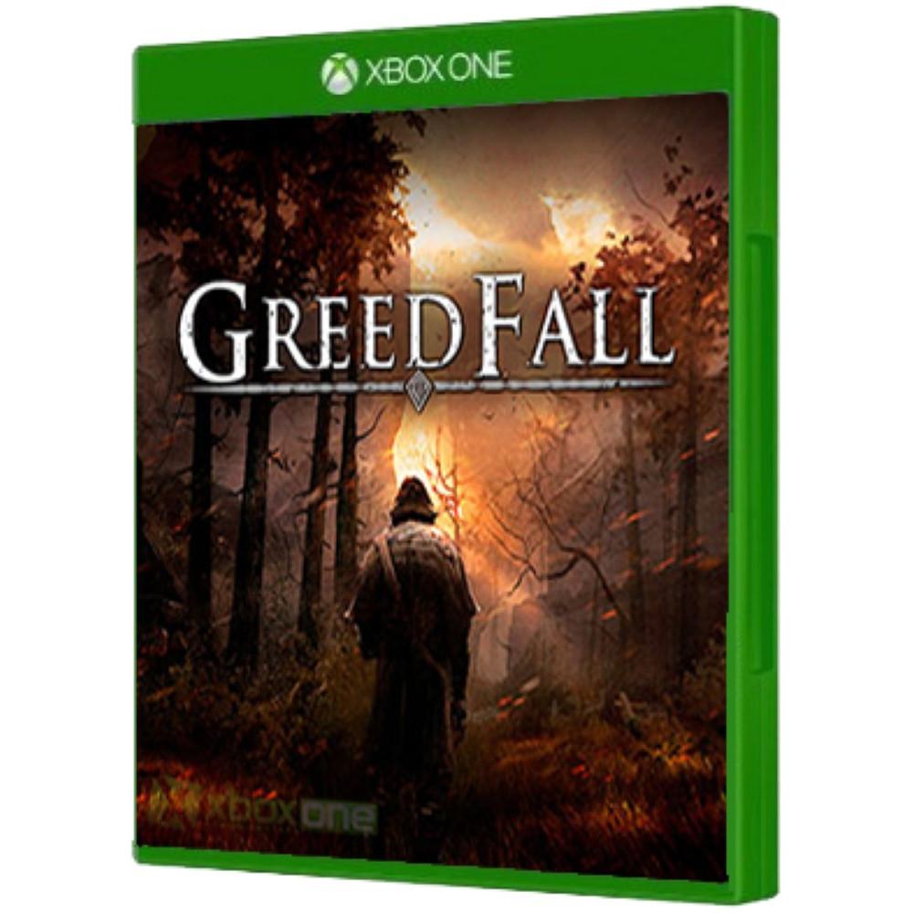 GREEDFALL XBOX ONE PAL FR NEW