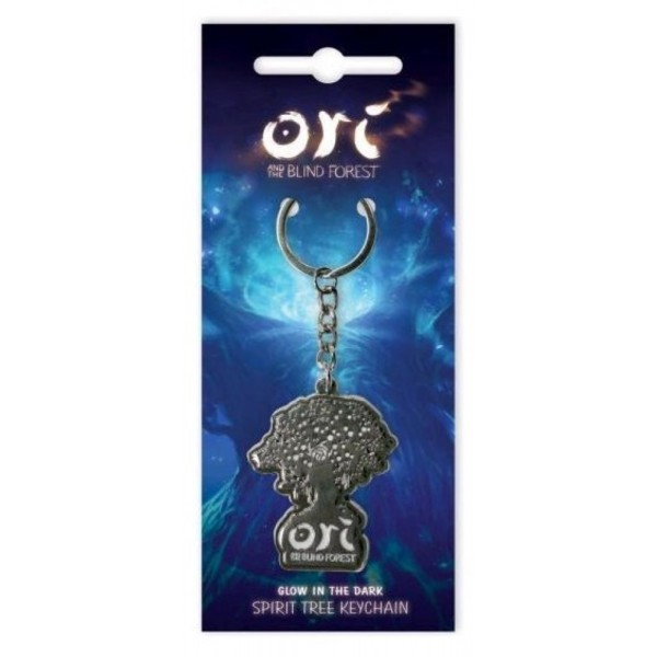 SPIRIT TREE KEYCHAIN (ORI AND THE BLIND FOREST) EURO NEW