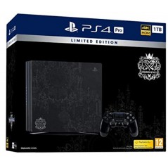 CONSOLE PS4 PRO KINGDOM HEARTS 3 LIMITED EDITION EURO OCCASION