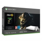 CONSOLE XBOX ONE X WHITE + FALLOUT 76 1TO EURO NEW