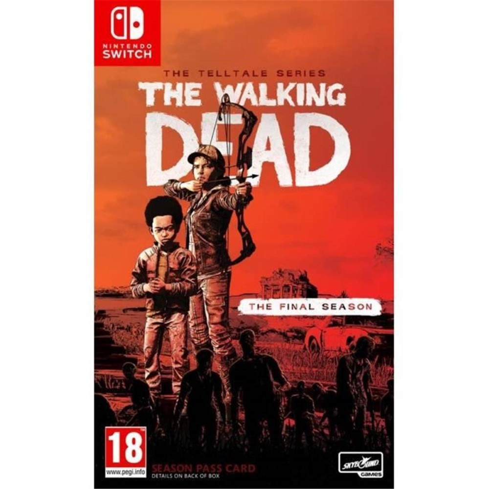 THE WALKING DEAD THE FINAL SEASON SWITCH EURO FR OCCASION