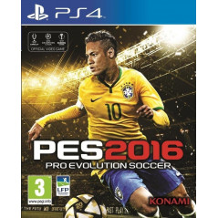 PRO EVOLUTION SOCCER 2016 PS4 UK OCCASION