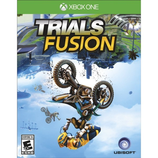 TRIALS FUSION XBOX ONE US OCCASION