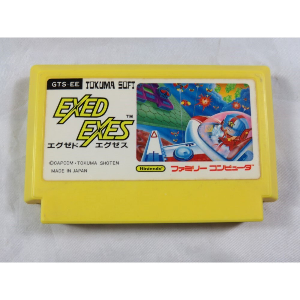 EXED EXES FAMICOM NTSC-JPN LOOSE
